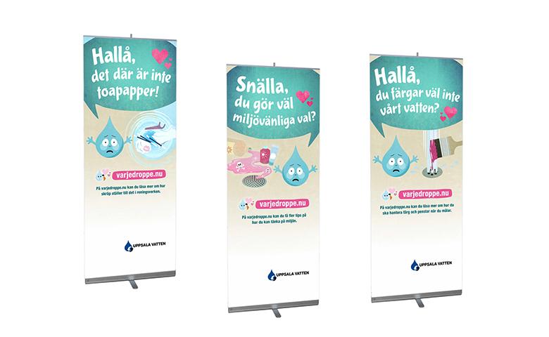 Uppsala Vatten Rollups Varje Droppe Räknas