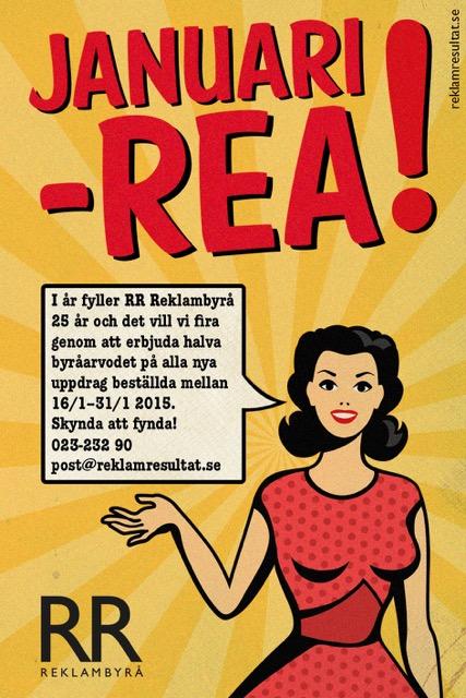 Januari-Rea På RR