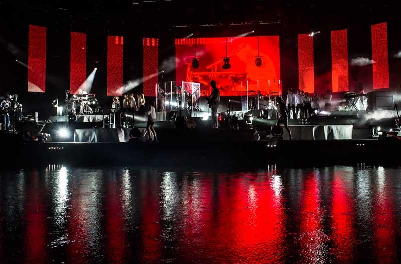 P-Floyd Vann Pris För Bästa Konsert