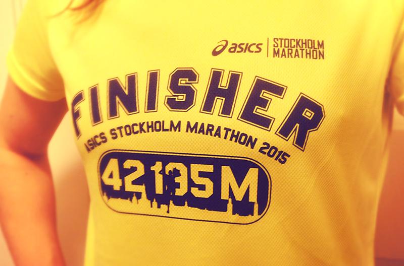 RR Springer Stockholm Marathon