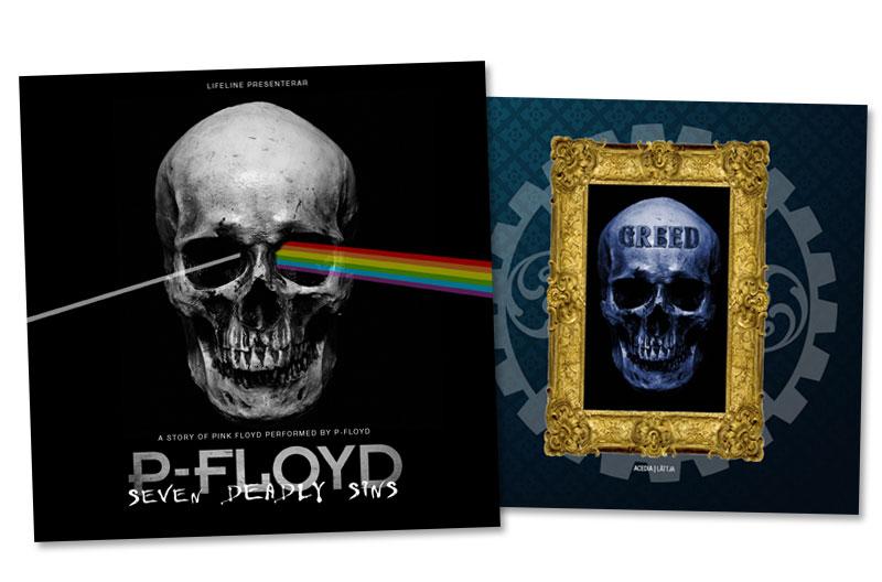 P-Floyd – Seven Deadly Sins