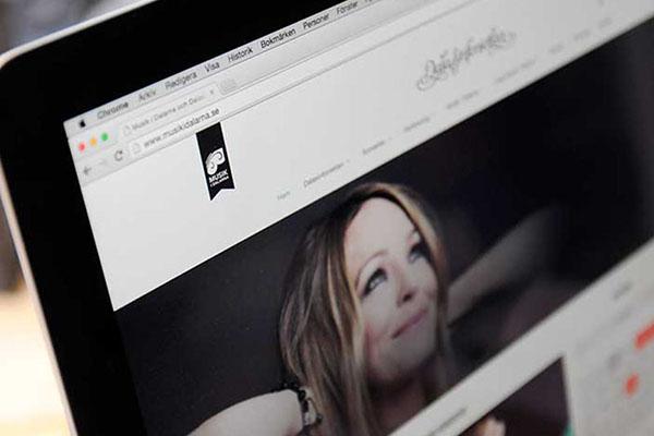 Ny Webbplats För Dalasinfoniettan