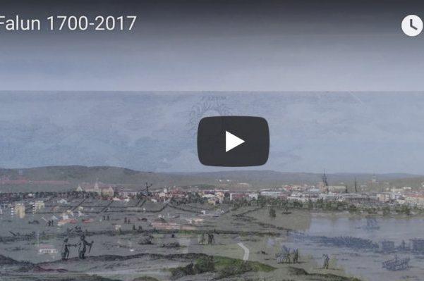 Bergvik skog –  Falun 1700-2017