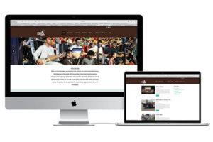 Ethno – Webbplats