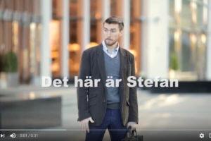Falu Solenergi Reklamfilm – Stefan