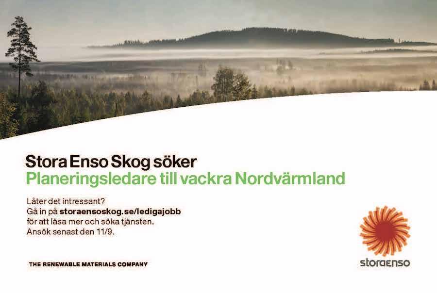 Platsannons Planeringsledare Nordvärmland 164x110