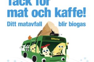 Uppsala Vatten – Tack För Mat Och Kaffe!