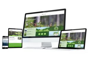 Bergvik Skog – Webbplatser